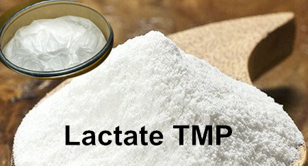 Sal /Lactate TMP CAS do lactato do Trimethoprim do PBF 99%: 23256-42-0 faça o bloco bacteriano do dobro do metabolismo do ácido fólico